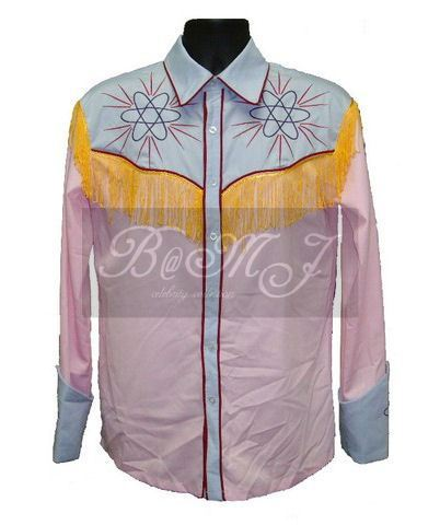 Back To The Future Part 3 BTTF Marty McFly Shirt in 1885 Western