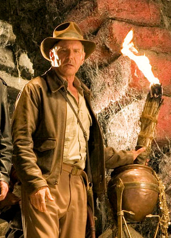 Indiana Jones And The Kingdom Of The Crystal Skull Style Jacket