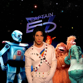 Prince Scuse - Tribute Artist of M.J approved our Captain EO jacket and this costumer.