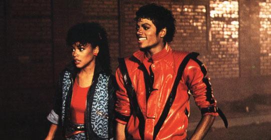 Jaket 'Thriller' Michael Jackson Dilelang